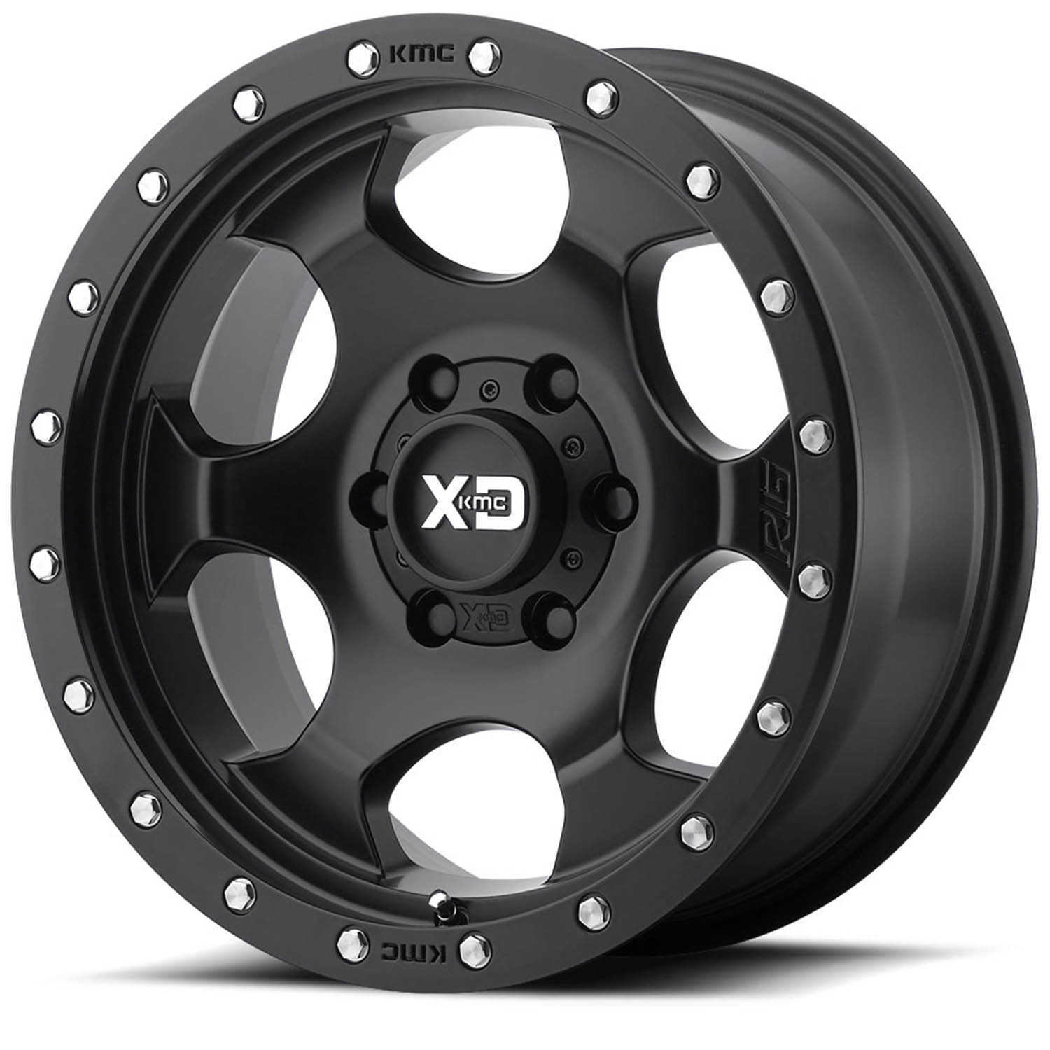 XD131 - Satin Black