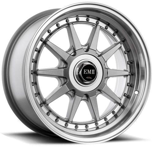 EM2 - Silver Machined Lip