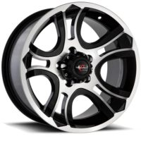 IGNITE - Gloss Black Machined