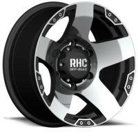 Rockstar Machined With Gloss Black